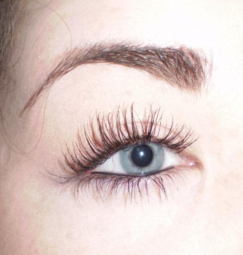 Nails By Kayla Shevonne Review L Oreal Voluminous Carbon Black Mascara