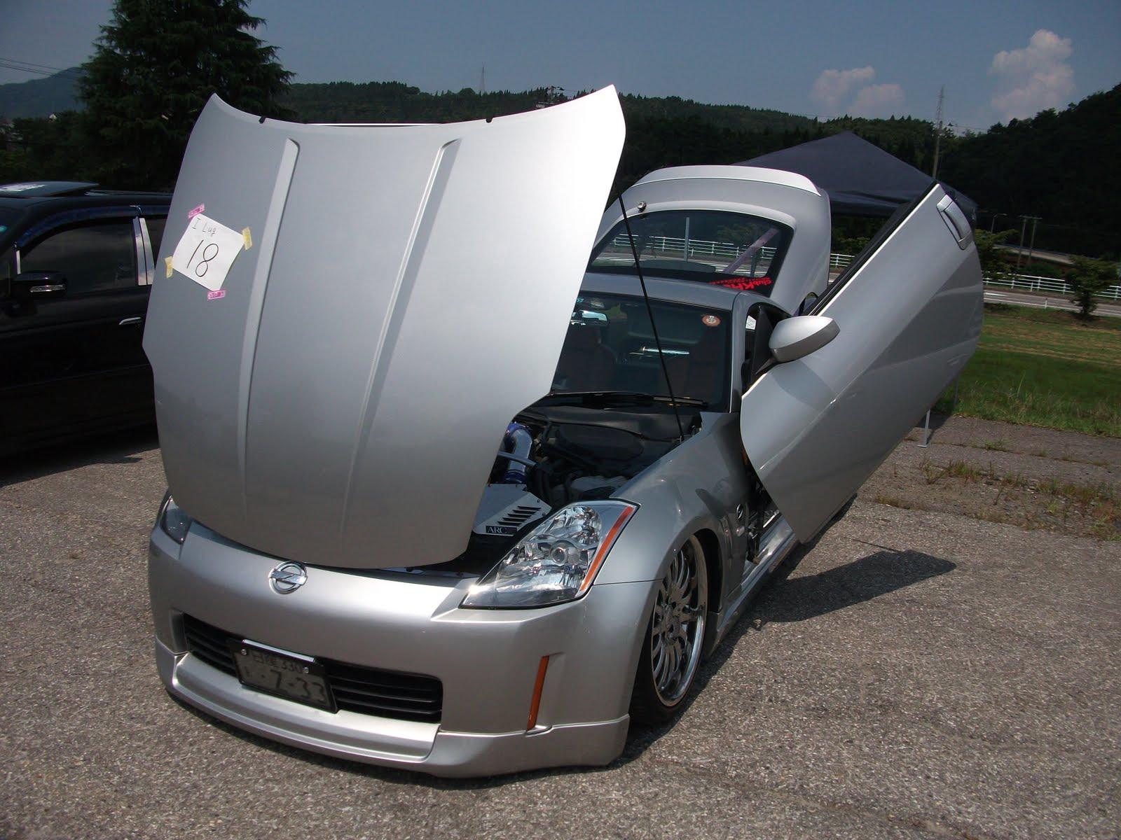 """Can You Rent A Car With Cash >> Japanese Used Car dealer """"EVERY"""" BLOG: Tainai Custom Car Meeting."""