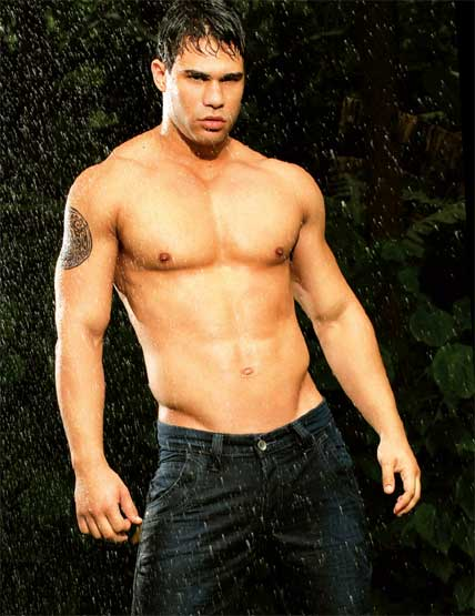 Can Jacob black with naked think, that