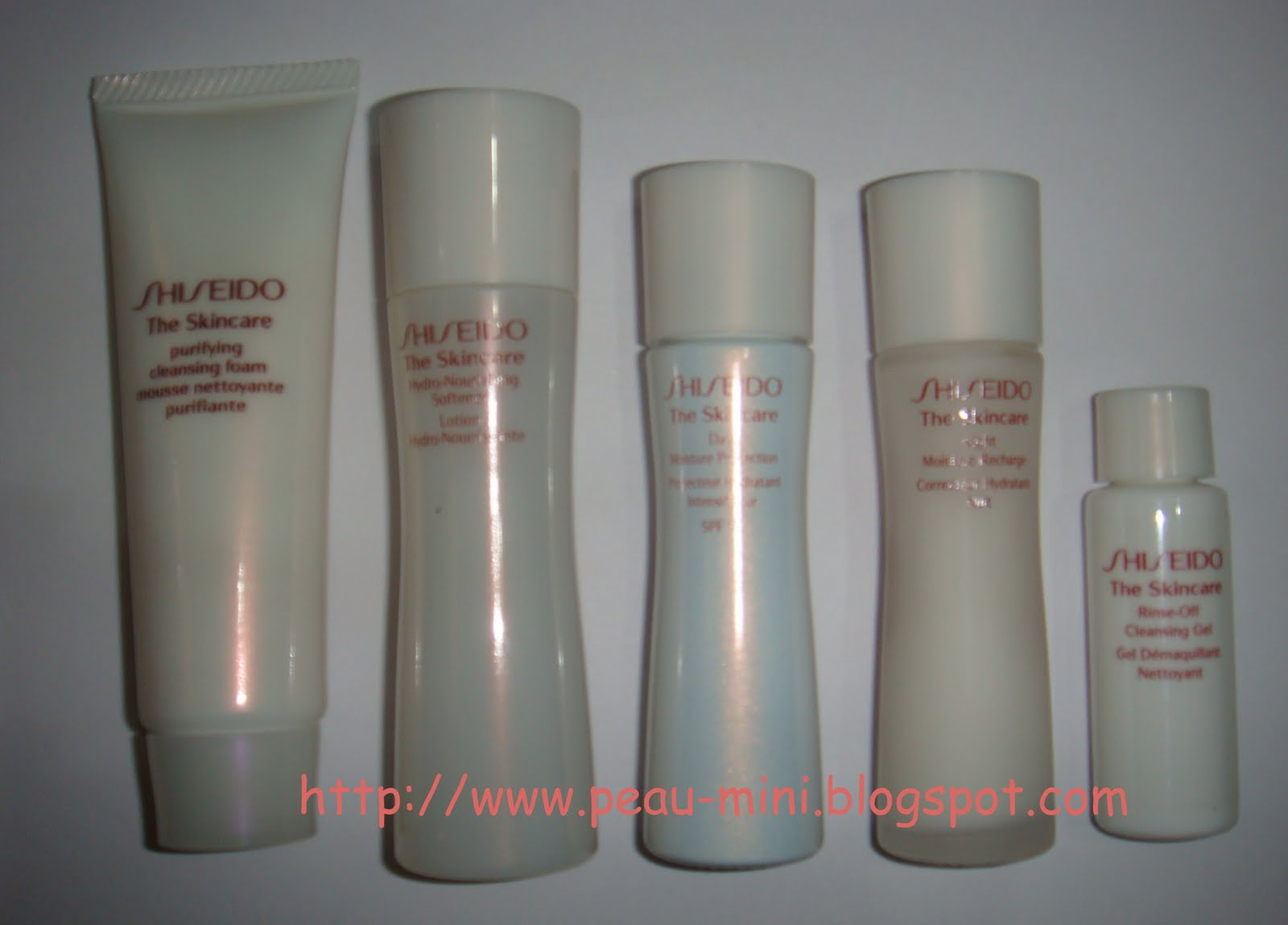 Shiseido Skin Care Products