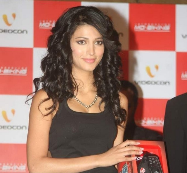 Download Song Lock Up By Karan: Shruti Haasan Launches Videocon Mobile Application