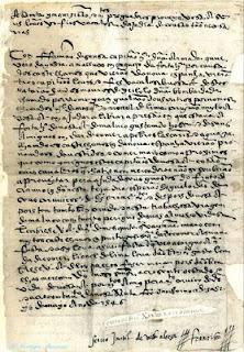 Resultado de imagen de cartas de san francisco javier