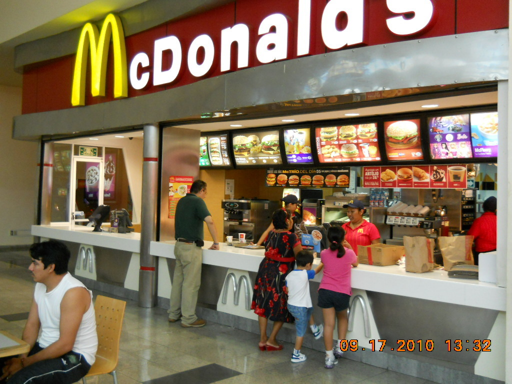 Are There Fast Food Restaurants In Belize