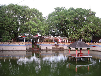 Temple Pond of Puttur Mahalingeshwara Temple