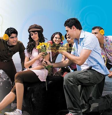 Jaane Tu Ya Jaane Na film poster