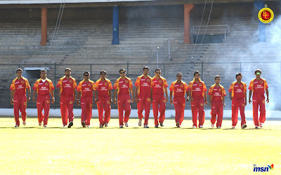 Royal Challengers Bangalore team photo