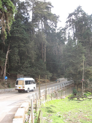 Ooty is nearing