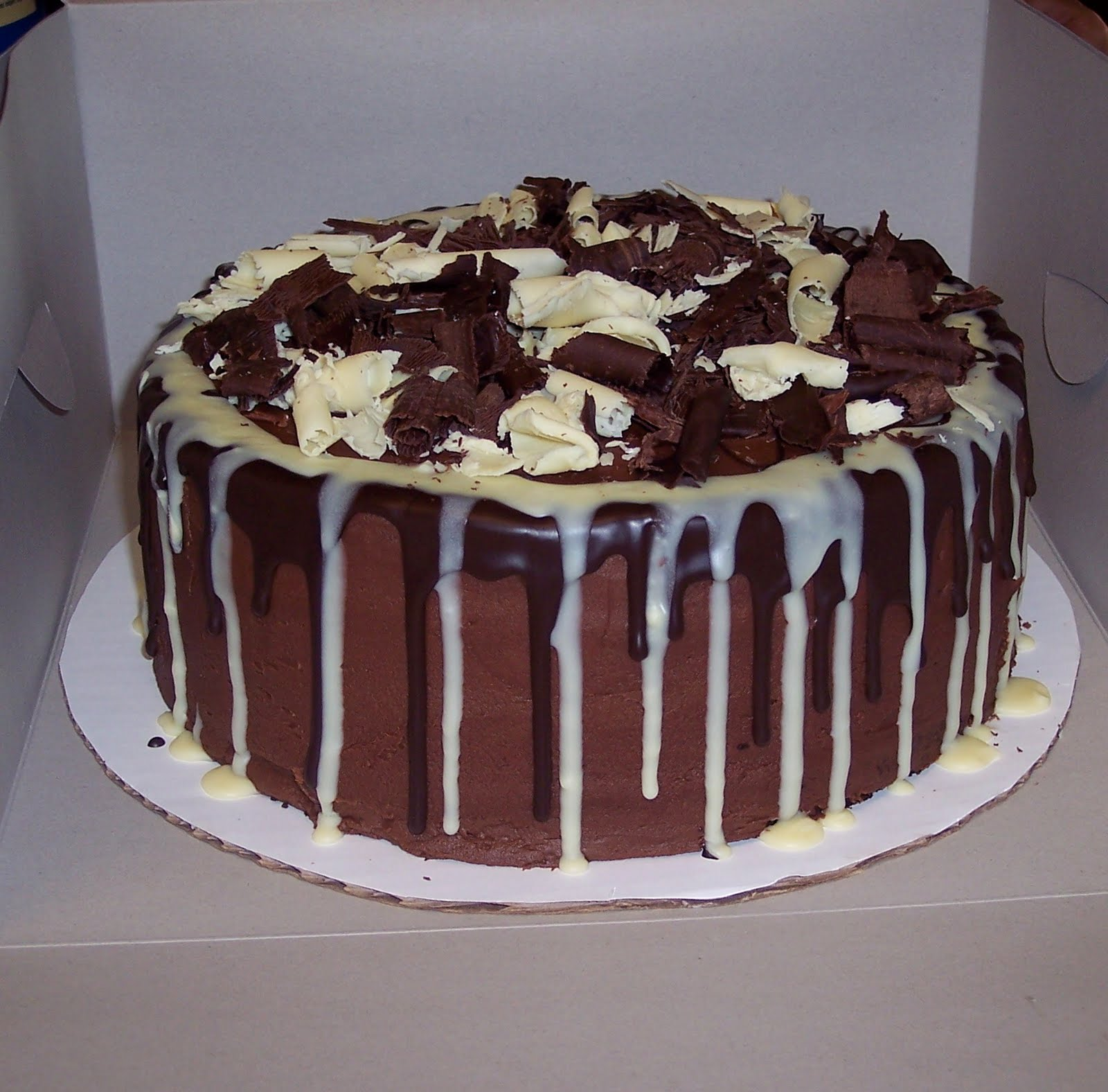 Birthday Cakes For Kids: A Cake For Chocolate Lovers