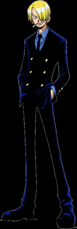 Render Sanji One Piece |