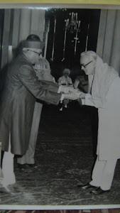 President Neelam S. Reddy
