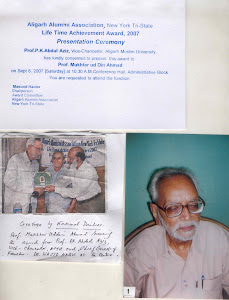 Sir Syed Award