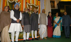 with Dignitaries