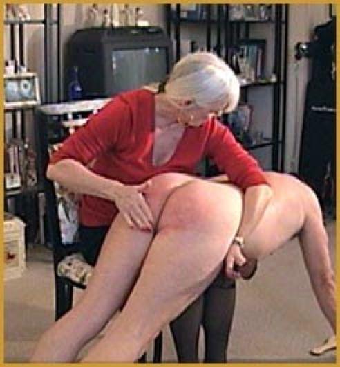 Understand strict aunt spank what necessary