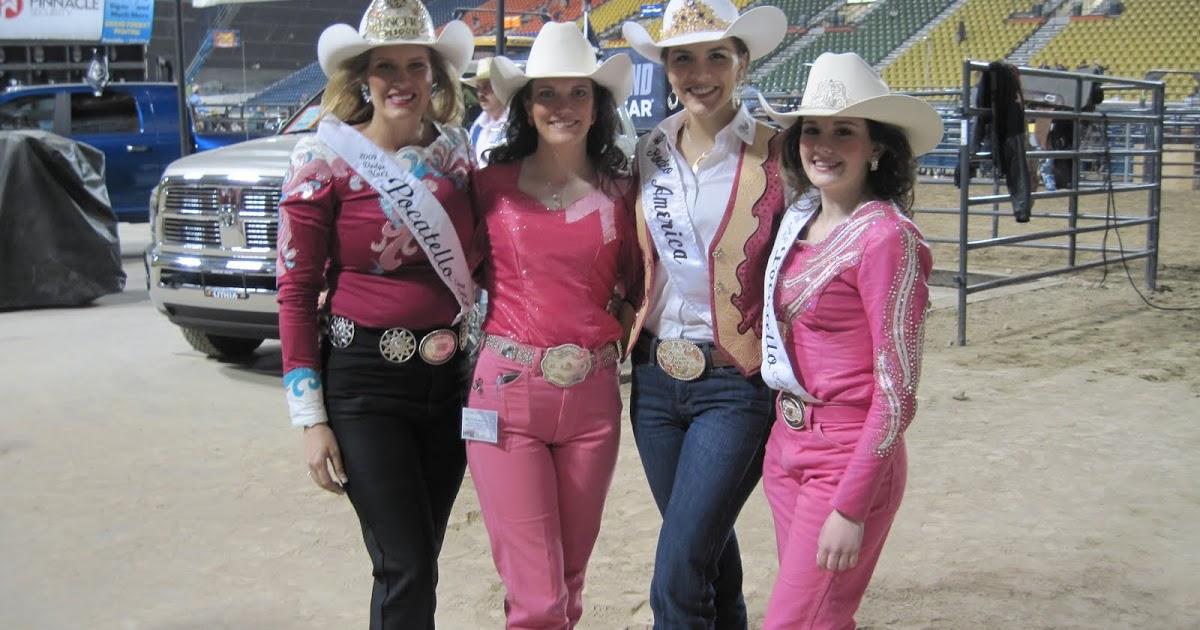 Miss Rodeo America 2010 Pocatello Idaho Dncfr