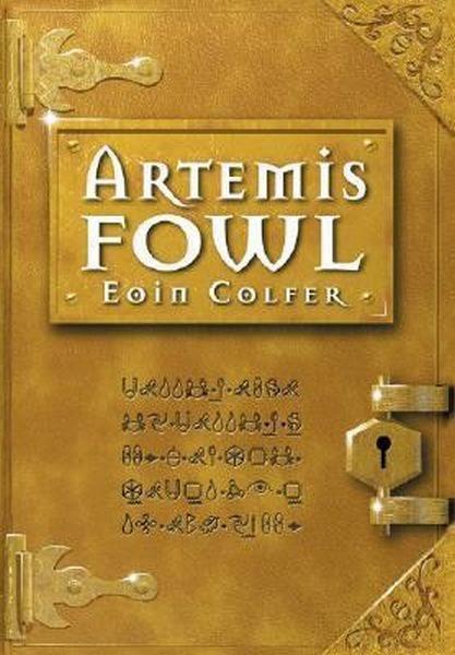 Tudo Sobre Livros.: Artemis Fowl.