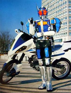 The old IKRP: Kamen Rider Den-O Rod Form