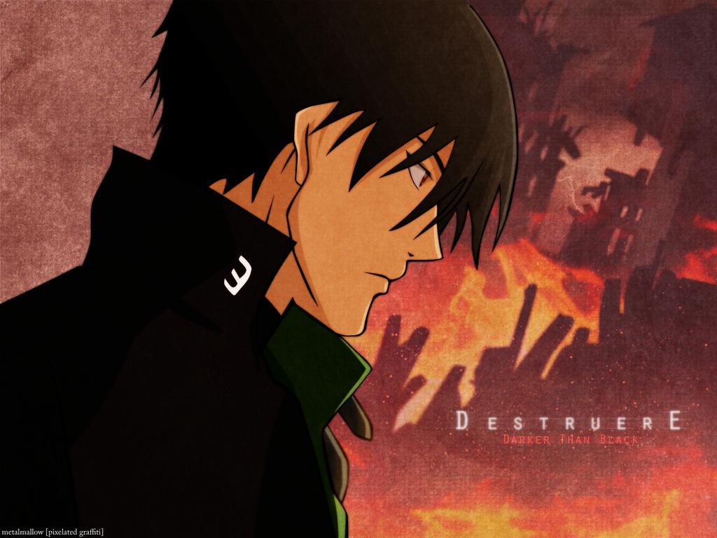 Anime & Manga 4 All: Darker Than Black Anime Wallpapers