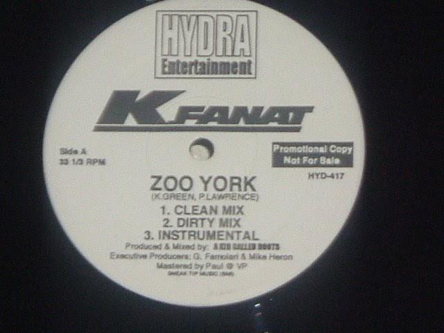 K. Fanat - Zoo York / Maintain