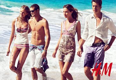 nueva colección primavera verano h&M bikinis bañadores