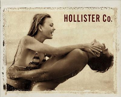 HOLLISTER ... Bienvenidos !!!