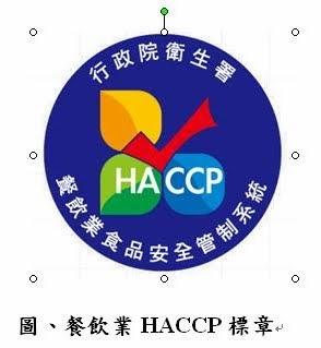 烘焙熊的小村莊: 餐飲HACCP標章 人,法4M把關- 確保餐飲衛生 落實自主管理