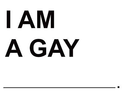 I Am A Gay 120