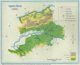 Khandesh Map