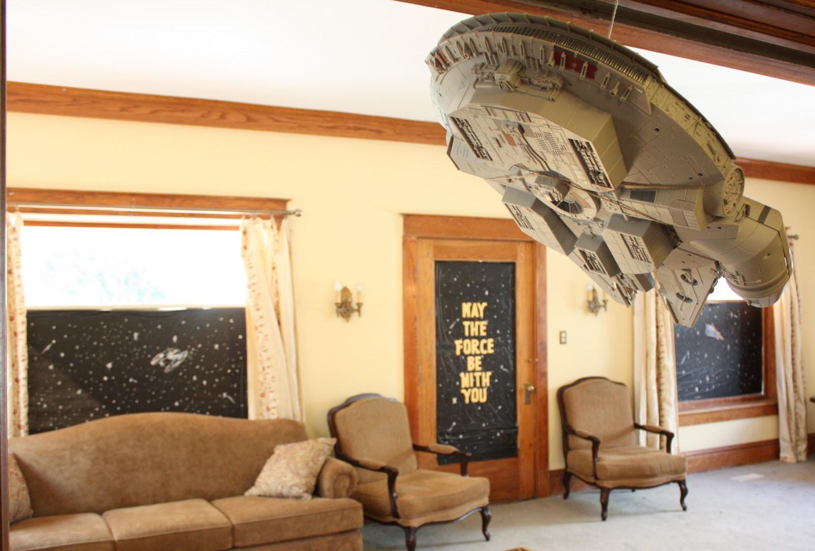 Star Wars Home Decor  DECORATING IDEAS