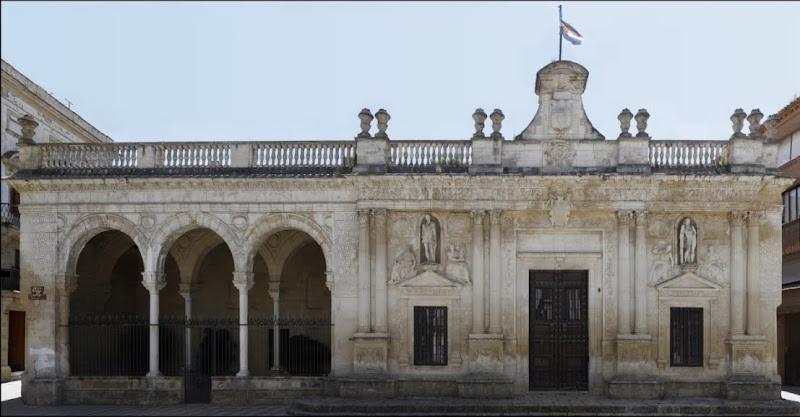 Entorno a Jerez Un paseo por la fachada de la Antigua Casa del Cabildogigafotos de Jerez 3