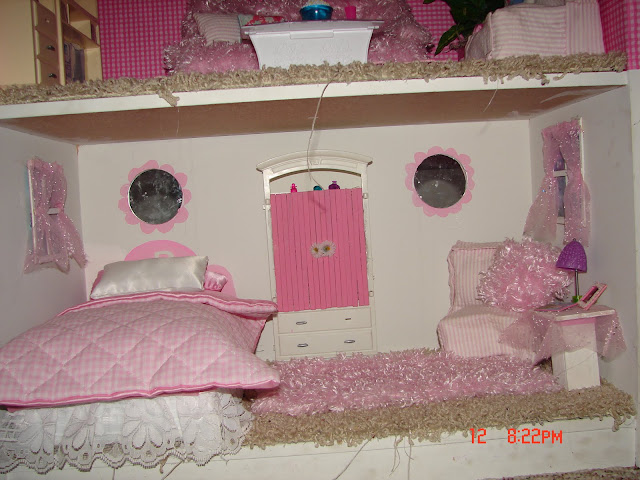 Barbie Bedroom In A Box: Barbie Car I Made Out Of Shoe Box.