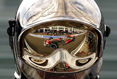 Fernando Alonso reflection