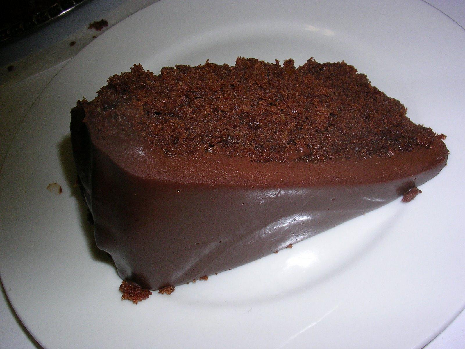 Dark Chocolate Orange Cake Nigella