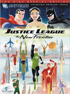 baixar capa Liga da Justiça 2008 (A Nova Fronteira)   Legendado