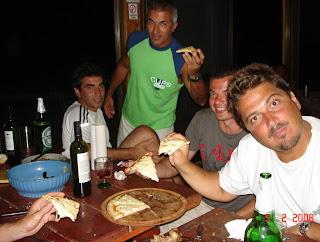 Pizzas salvadoras