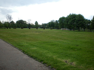 No Minigolf on Glasgow Green