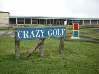Fleetwood Crazy Golf