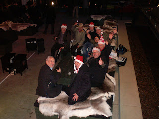 2009 Christmas Crazy Golf Challenge at Devonshire Square in London