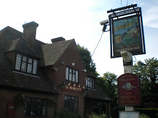 The Woolpack Inn in Smeeth