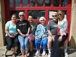 Frank's Family in Jerome, AZ