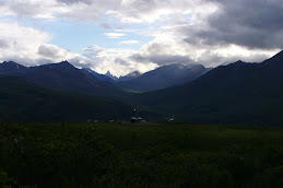 Tombstone Mountains - Yukon Territory
