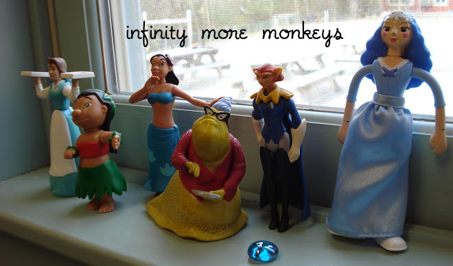 Infinity More Monkeys