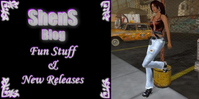 ShenS Blog