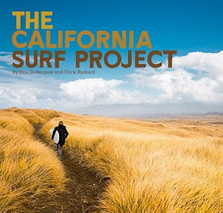 The California Surf Project Book Cover