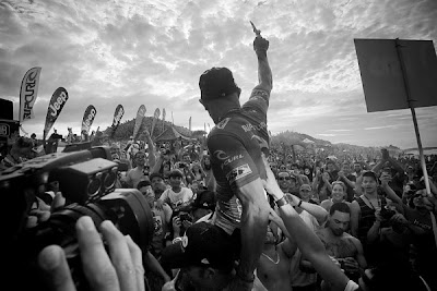 Kelly Slater Champion Rip Curl Pro 2010