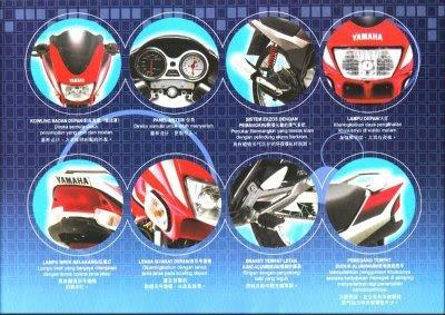 Rxz Catalyzer 1st Edition 2001 Yamaha Bike