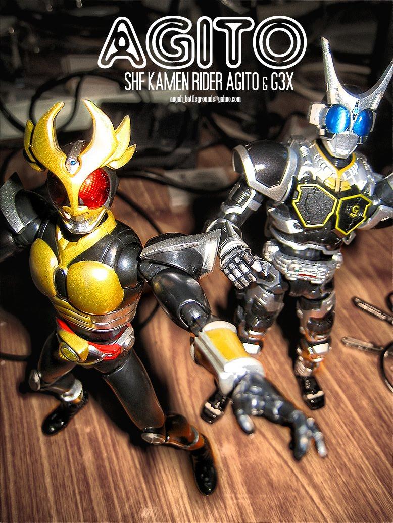 Download Kamen Rider Agito Full Episode Sub Indo