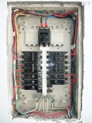 全鍍金 匯流排配電箱 介紹 - 敘榮工作室