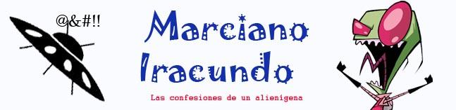 Marciano Iracundo