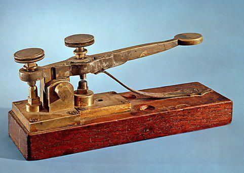first telegraph machine - photo #2