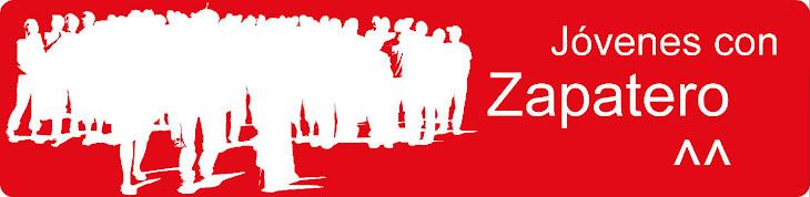 Jóvenes con Zapatero